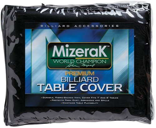 Mizerak P0867 Premium Billiard Table Cover (Mizerak Pool Table Cover)