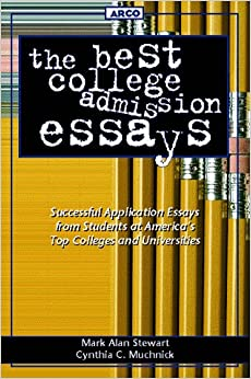 best admission essays