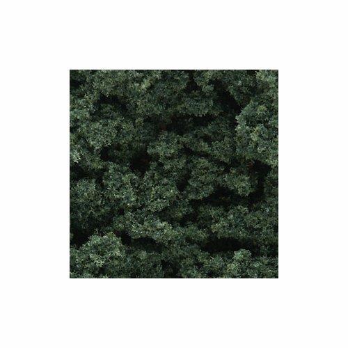Bushes Bag, Dark Green/18 cu. in. from Woodland Scenics