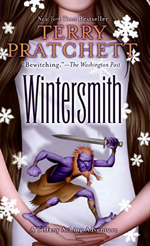 Book cover for Wintersmith
