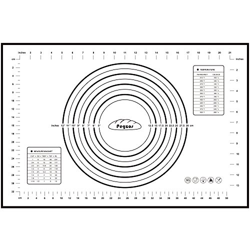 Pastry Mat Large 23 6 15 7