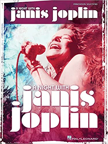 Vocal Selections Piano A Night With Janis Joplin