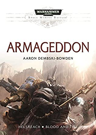book cover of Armageddon