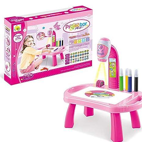 Msleep - Proyector Educativo para Pintura de niños (1 Unidad, para ...