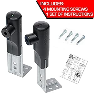 Genie Safe-T-Beam Garage Door Safety Beams Set – Replacement Kit For Genie Garage Door Openers