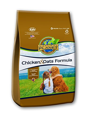 Natural Planet Organics Adult Formula Dry Dog Food