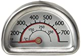 Music City Metals 00473 Stainless Steel Heat Indicator Replacement for Select Charbroil and Kenmore Gas Grill Models