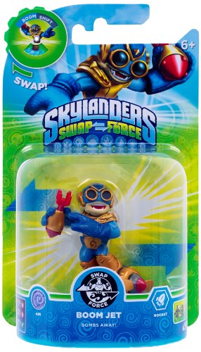 Figurine Skylanders : Swap Force - Swap Force Boom Jet