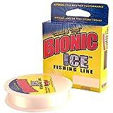Northland BI125-4-CL 125-Yard Bionic Ice Line, 4-Pound, Clear