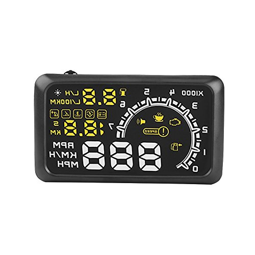 Universal Display Interface Overspeed Warning product image