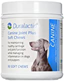 Duralactin Canine Joint Plus Soft Chews Triple Str...