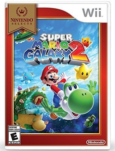 c53499b81e035c Buy Nintendo Selects: Super Mario Galaxy 2 Online at Low Prices in India |  Nintendo Video Games - Amazon.in