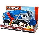 Matchbox Mega Power Shift Garbage Truck 2