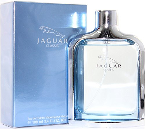 Jaguar Classic Blue 3.4 OZ EDT Spray Mens New for sale  Delivered anywhere in Canada