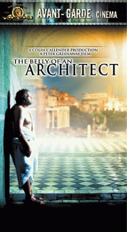 Belly of an Architect [VHS]