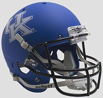 Schutt NCAA Kentucky Wildcats Replica XP Football Helmet