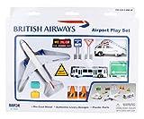 Daron Worldwide Trading RT6001 British Airways Airport Playset