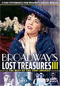 Broadways Lost Treasures Vol 3