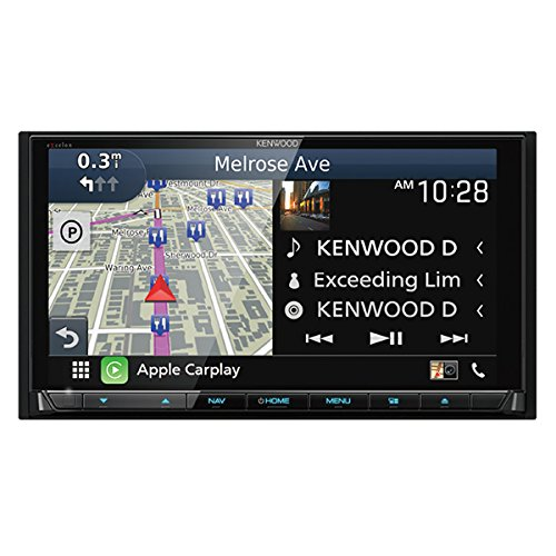 Kenwood Excelon DNX995S In-Dash Navigation System with Apple CarPlay & Android Auto (Renewed) (Kenwood Excelon 15)