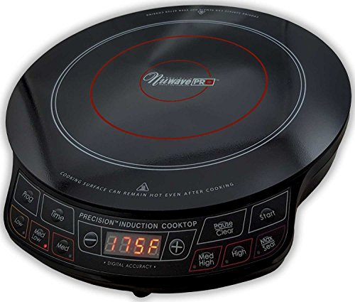 NuWave PIC Pro Highest Powered  Induction Cooktop 1800W by NuWave
