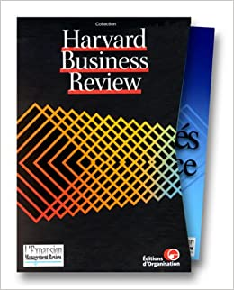 Coffret Harvard Business Review