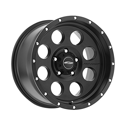 Pro Comp Wheels 5045-7985 Xtreme Alloys Series 5045 Satin Black Finish Size 17x9 Bolt Pattern 5x5.5 in. Back Space 4.75 in. Offset -6 Max Load 2500 Xtreme Alloys Series 5045 Satin Black Finish ()