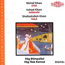 Rag Bhimpalasi / Rag Tilak Kamod