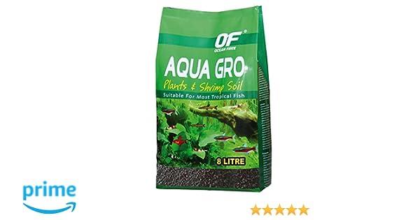 Ocean Free PM220 Grava/Sustrato para Plantas de Aqua Gro: Amazon.es: Productos para mascotas