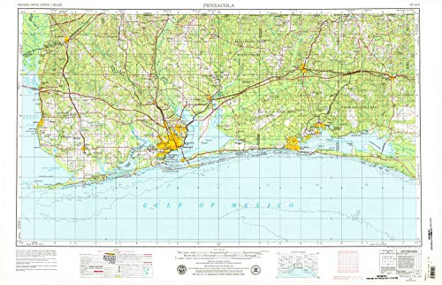 Fl Topographic Map.Best Topographic Maps Buying Guide Gistgear