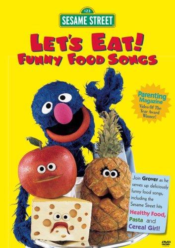 Sesame Street - Let's Eat - Blocks Grover
