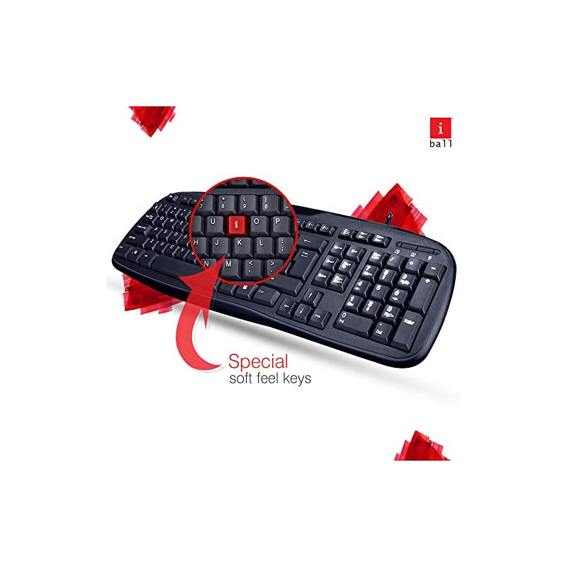 iBall Keyboard Mouse