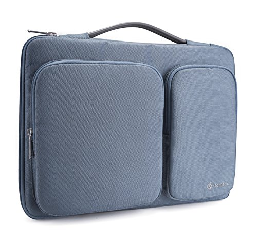 3e79f93a2f tomtoc 360° Protective Laptop Sleeve Briefcase for 13 - 13.3 Inch MacBook  Air | MacBook Pro Retina 2012-2015 | 13.5 Inch Surface Laptop 2017 | 13