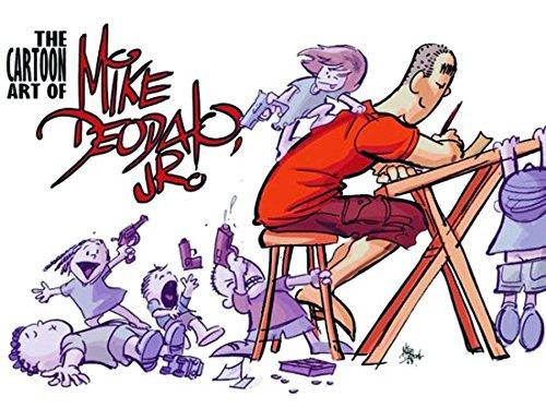 The Cartoon Art of Mike Deodato, Jr. SC ebook