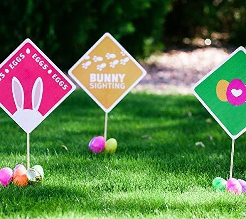 Easter Egg Hunt Yard Signs, EaEaster Egg Hunt Yard Signs, Easter Decorations, Egg Hunt Signs, Easter Decorations, Egg Hunt Signs