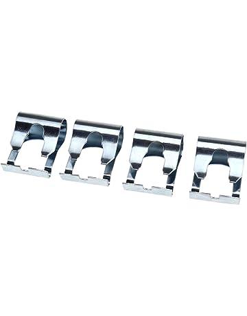 Emma 2 Par de limpiaparabrisas Parabrisas Auto Motor Kit de reparación Vinculación Enlace Clip