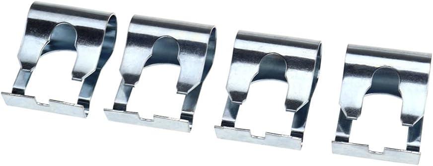 2 Paar Scheibenwischer Windschutzscheibe Auto Motor Linkage Link Repair Clip Kit Küche Haushalt