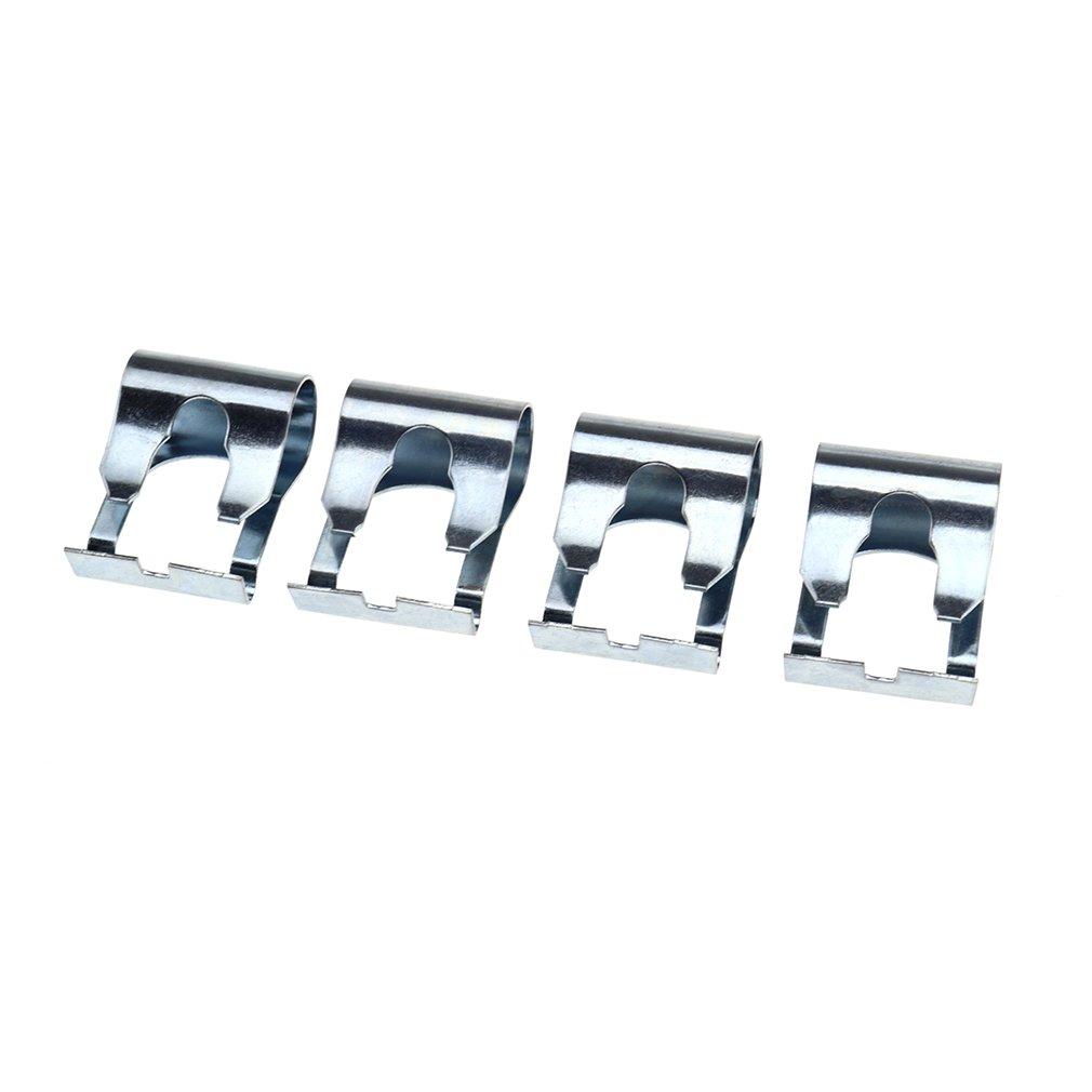 Emma 2/Coppia di spazzole tergicristallo Parabrezza Auto Motore Linkage Clip Kit di Riparazione Link