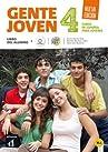 Gente Joven - Student's Book 4: libro del alumno + CD
