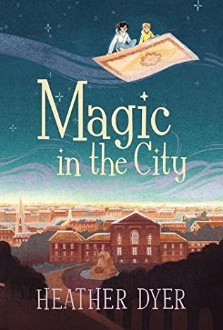 book cover of Magic in the City