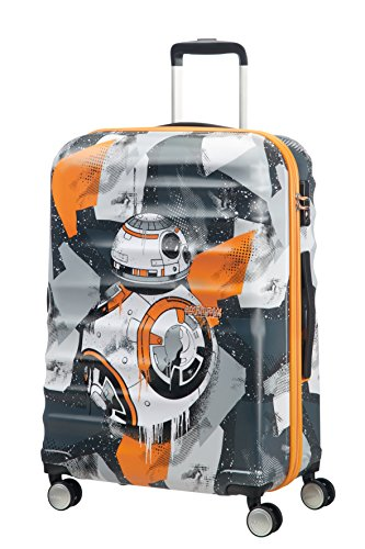 disney Wavebreaker Spinner 67/24 Star Wars Koffer, 67 cm, 64 L, Bb8