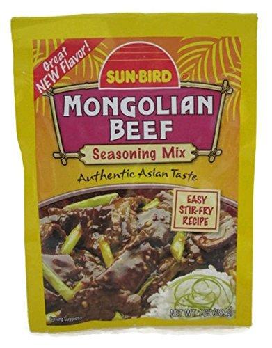 Marinade Sunbird (Sunbird Mix Ssnng Beef Mongolian)