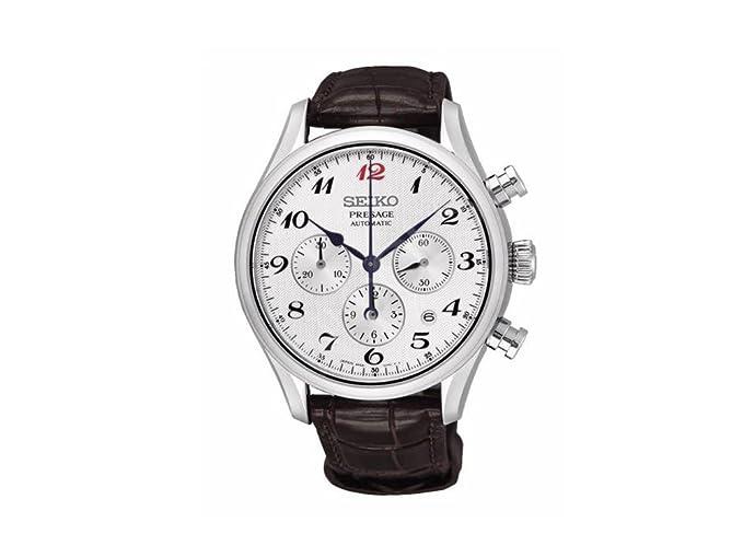 Seiko Presage relojes hombre SRQ025J1EST