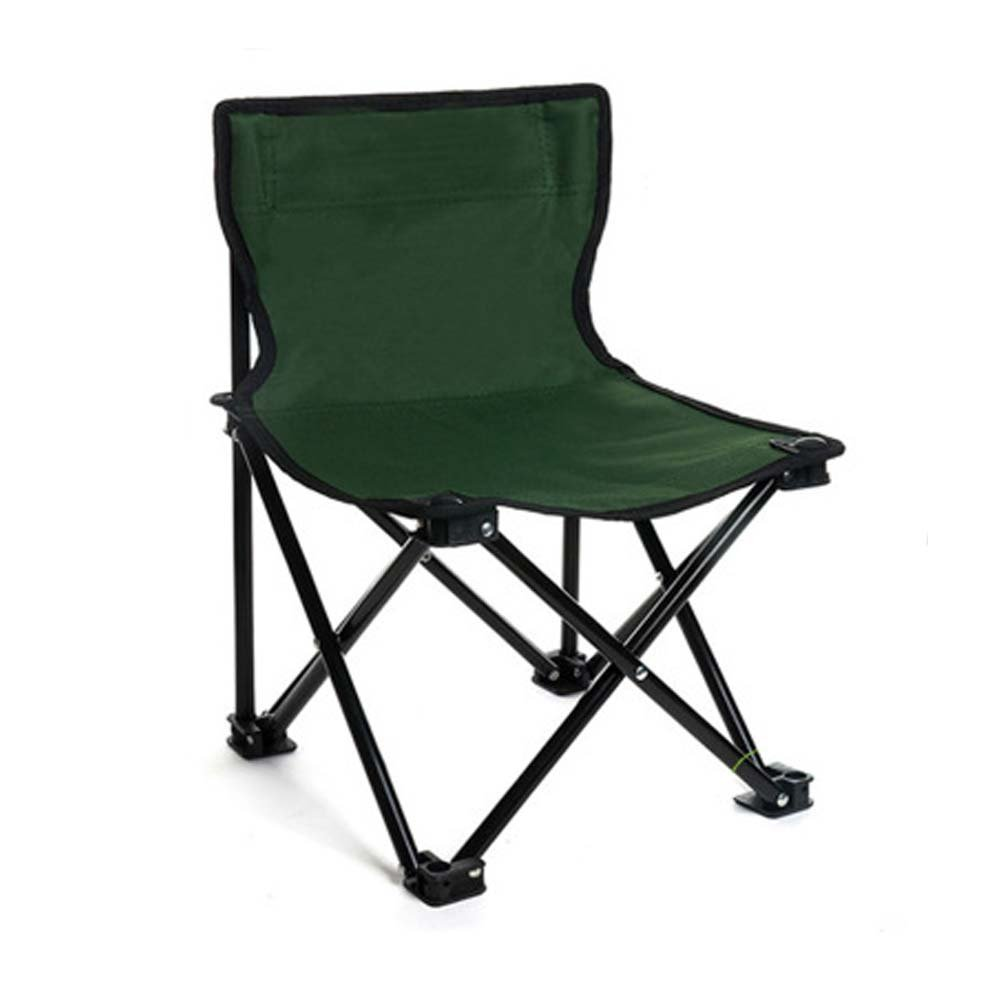 AODEW Portable Folding Camping Chair Fishing Stool Outdoor Camping Furniture Folding Stool