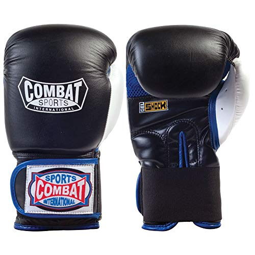 Combat Sports Gel Shock - Combat Sports Boxing Gel Shock Super Bag Gloves (Large) (Renewed)