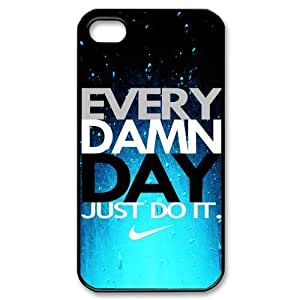 iPhone 6 Case Phone Cover Every Damn Day Just Do It by mcsharks