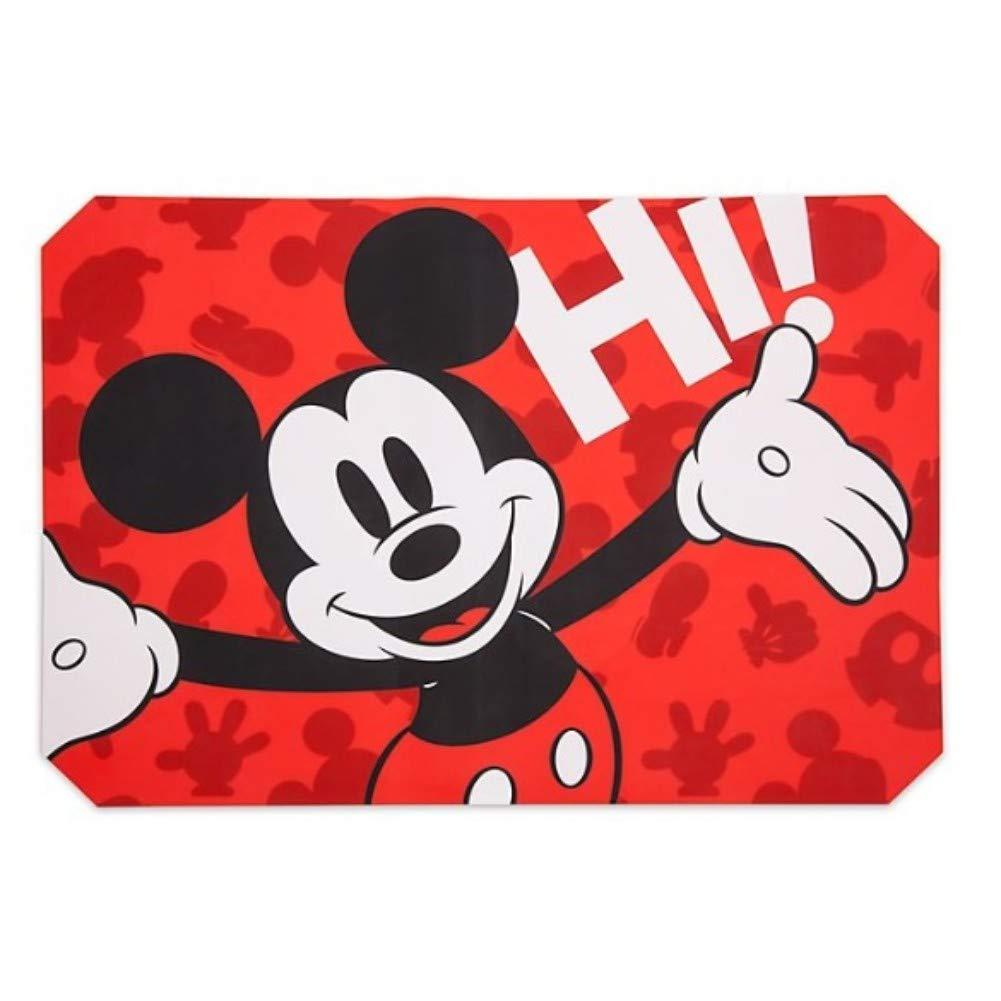 Disney Mickey Mouse Baking Mat Eats Mutli