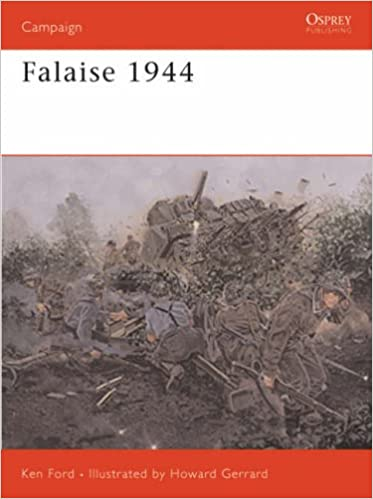 Book Falaise 1944: Death of an army (Campaign)