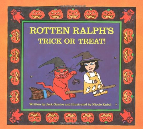 Rotten Ralph's Trick or Treat (Easy And Fast Halloween Costumes)