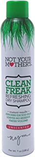 product image for Not Your Mothers Shampoo Dry Clean Freak 7 Ounce (Unscented) (207ml) (3 Pack)