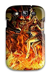 OubYUhH9068roqGH Case Cover, Fashionable Galaxy S3 Case - Demon